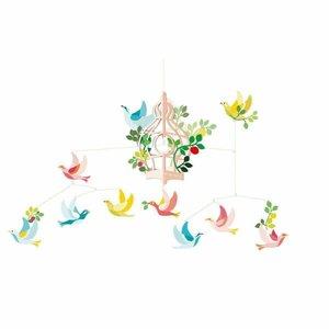 Djeco Polypro Mobiles Birdcage
