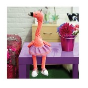 Fashion Angels Babble Besties - Talking Flamingo Plush