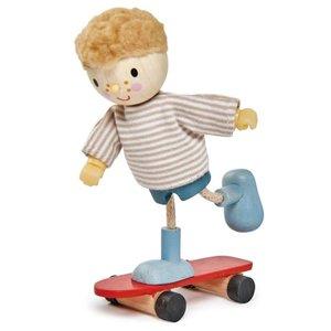Tender Leaf Toys Edward and His Skateboard