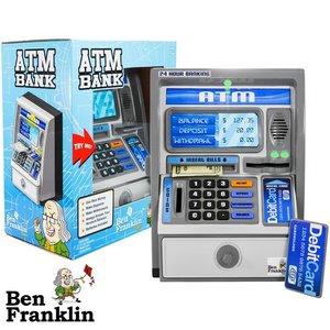 Thin Air Brands ATM Bank (Talking) Silver