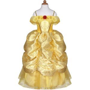 Creative Education Belle (Beauty and the Beast ) - Deluxe Gown Costume