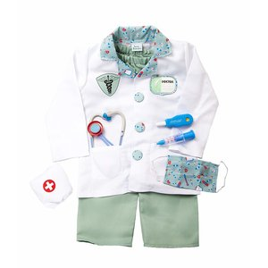 Creative Education Green Doctor w/Accessories, Size 5-6