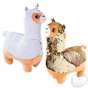 "The Toy Network Sequinimals Llama (10"")"