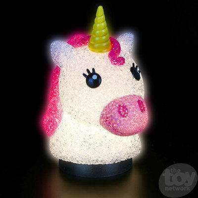 The Toy Network Sparkle Unicorn Lamp
