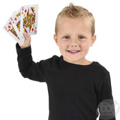 """The Toy Network Jumbo Playing Cards 3""""x5"""""""