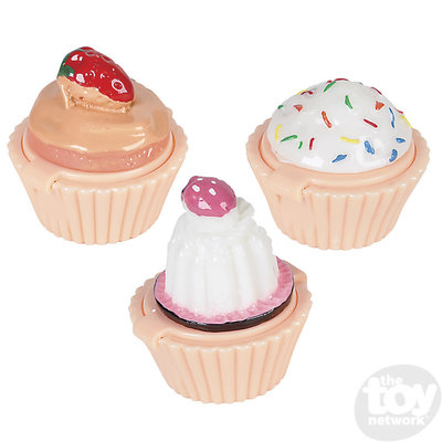 The Toy Network Cupcake Lip Gloss