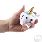 The Toy Network Deluxe Squishie Plush Unicorn