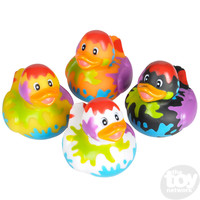 The Toy Network Splat Duckies