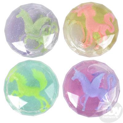 The Toy Network Unicorn Glitter Putty