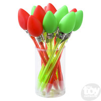 The Toy Network Light-Up Christmas Bulb Pen