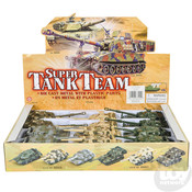 The Toy Network Tank