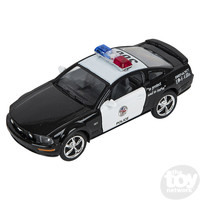 The Toy Network Diecast 2006 Ford Mustang Gt Police Car