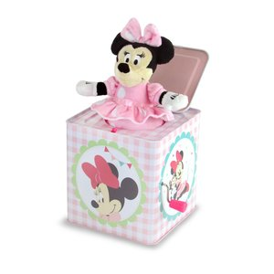 Kids Preferred Minnie Mouse - Jack in the Box