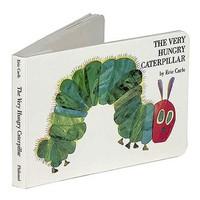 Kids Preferred The Very Hungry Caterpillar - Board Book