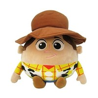 Kids Preferred Toy Story - Round Huggable Cuddle Pal - Woody
