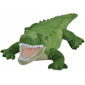 Wild Republic Alligator Green