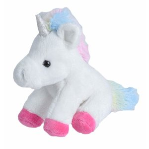 Wild Republic Lilkins Unicorn White