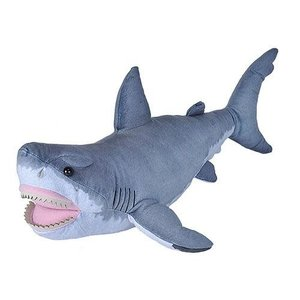 Wild Republic Living Ocean Shark Great White