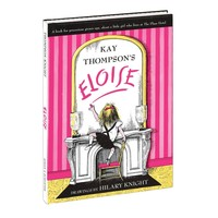 Yottoy Productions, Inc. Eloise - Hardcover Book