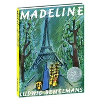 Yottoy Productions, Inc. Madeline - Hardcover Book