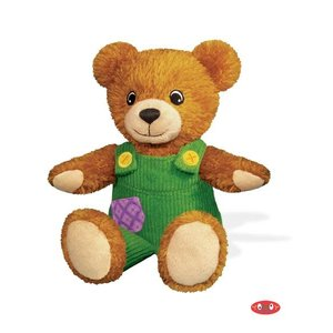 "Yottoy Productions, Inc. My Friend Corduroy Soft Toy 7.25"" Sitting"