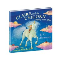 Yottoy Productions, Inc. Claire & the Unicorn - Hardcover Book