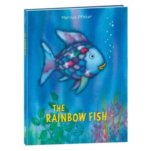 Yottoy Productions, Inc. The Rainbow Fish - Hardcover Book