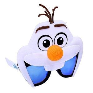 Sunstaches Olaf Frozen Sun-Staches