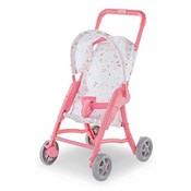 "Corolle BB12"" Stroller for Baby Dolls"