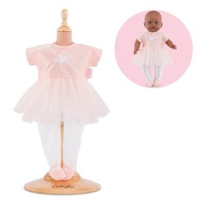 """Corolle 14"""" Ballerina Suit for Baby Doll"""
