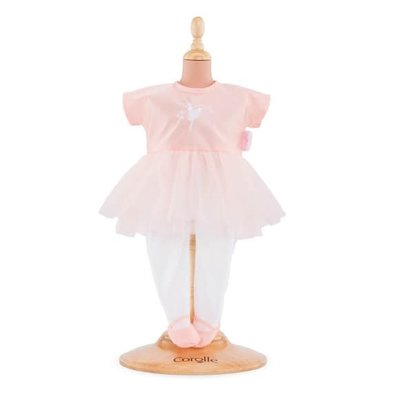"Corolle 14"" Ballerina Suit for Baby Doll"