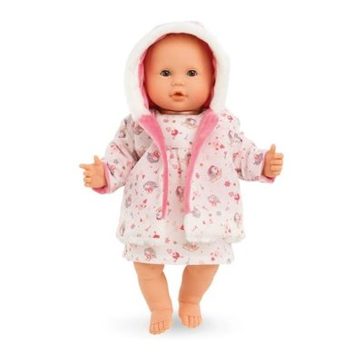 "Corolle 14"" Coat for Baby Doll - Enchanted Winter"