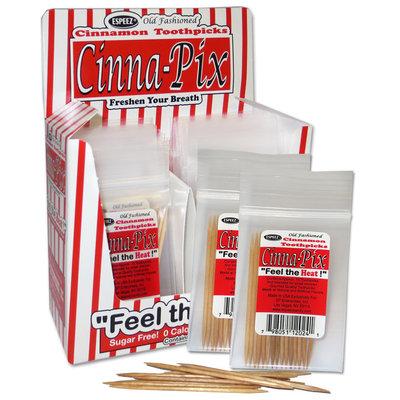 Redstone Foods Cinna-Pix (Cinnamon Toothpicks)