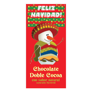 Redstone Foods Mc Stevens Feliz Navidad Chocolate Doble Cocoa Packets