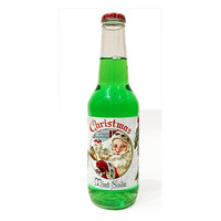 Redstone Foods Rocket Fizz Soda - Christmas Mint