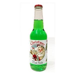 Redstone Foods Rocket Fizz Soda - Christmas Mint