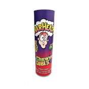 Redstone Foods Candy Tube Bank 9 Inch - Warheads Chewy Cubes