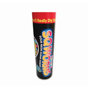 Redstone Foods Candy Tube Bank 9 Inch - Nuclear Sqworms