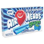 Redstone Foods Airheads Gum Wallet Blue Raspberry