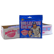 Redstone Foods Big League Chew Cotton Candy Peg Bag