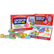 Redstone Foods Candy Blox Carton Box