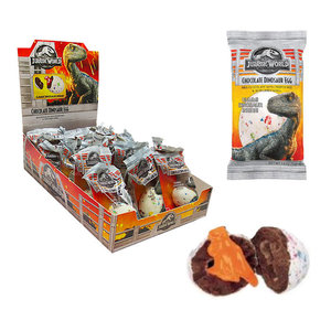 Redstone Foods Jelly Belly Jurassic World 2 Chocolate Dinosaur Egg