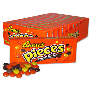 Redstone Foods Reeses Pieces Theater Box