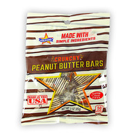 Redstone Foods Peanut Butter Bar Peg Bag