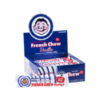 Redstone Foods French Chew Taffy Bar Vanilla