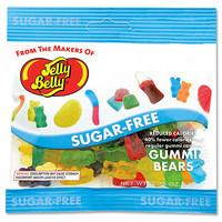 Redstone Foods Jelly Belly Sugar Free Peg Bags - Gummi Bears