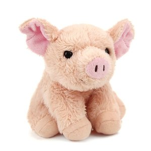 Wild Republic Lils Pig Plush Stuffed Animal