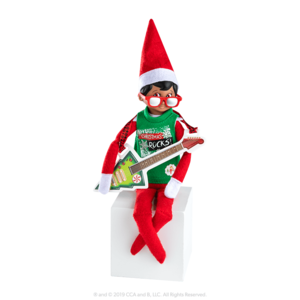 The Elf on the Shelf Claus Couture North Pole Rock-and-Roll