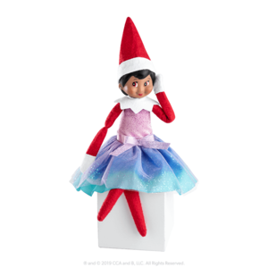 The Elf on the Shelf Claus Couture dress