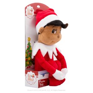 The Elf on the Shelf Plushee Pal® - Girl Dark